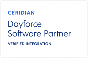 Ceridian Dayforce_Software Partner_Verified Integration_white