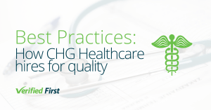 how to hire for quality in healthcare
