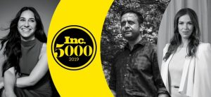 Verified First Inc 5000 three consecutive years