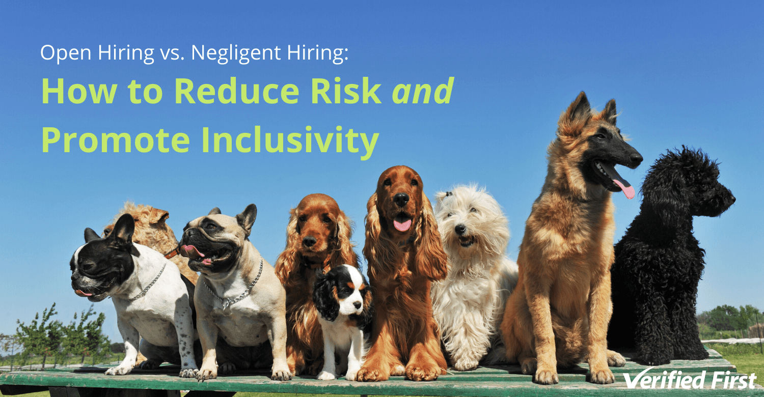 How to Reduce Risk and Promote Inclusivity When Hiring