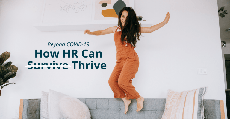 Post-COVID How HR Can Thrive