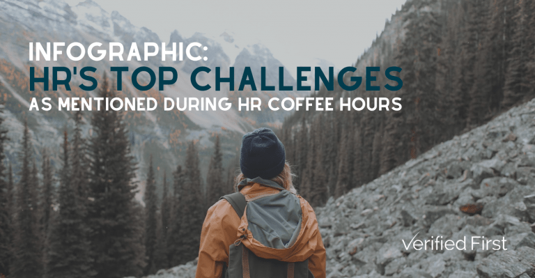 HR Top Challenges Infographic Image