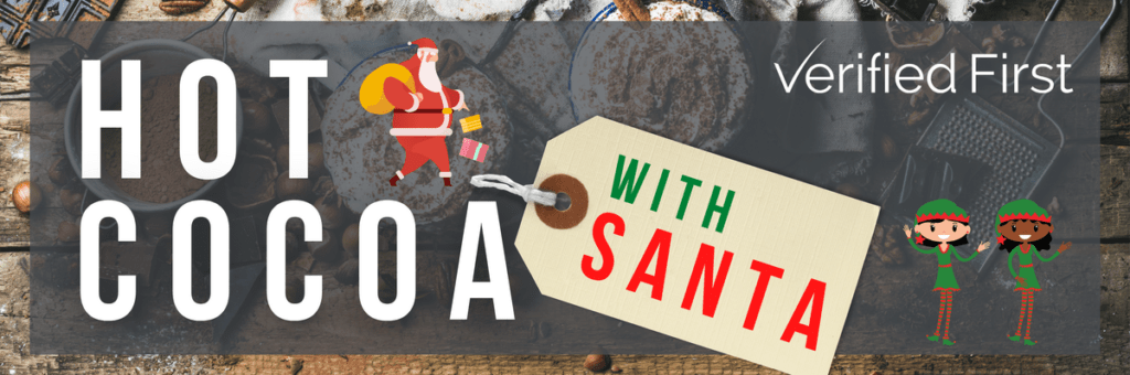 Hot Cocoa Hour with Santa