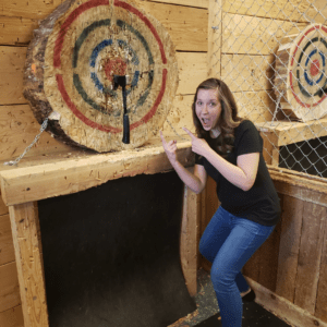 Verified First Axe Throwing