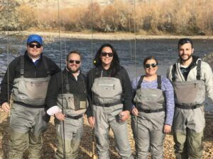 Verified First Channel Partner Fishing Activity