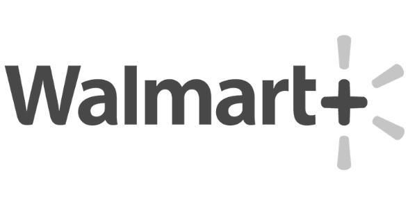 Walmart Logo - Greyscaled