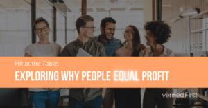 Blog: Exploring Why People Equal Profit
