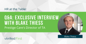 Q&A: Exclusive Interview with Blake Thiess