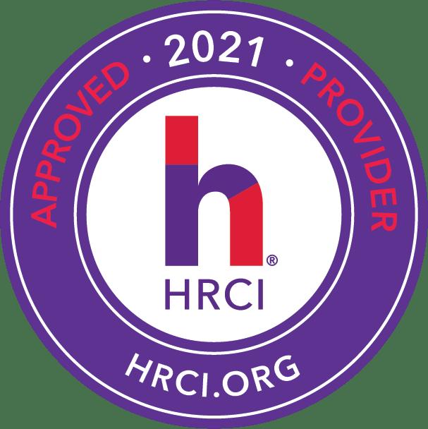 Verified First HRCI Logo
