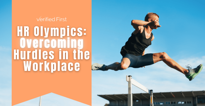 HR Olympics: Overcoming Hurdles in the Workplace