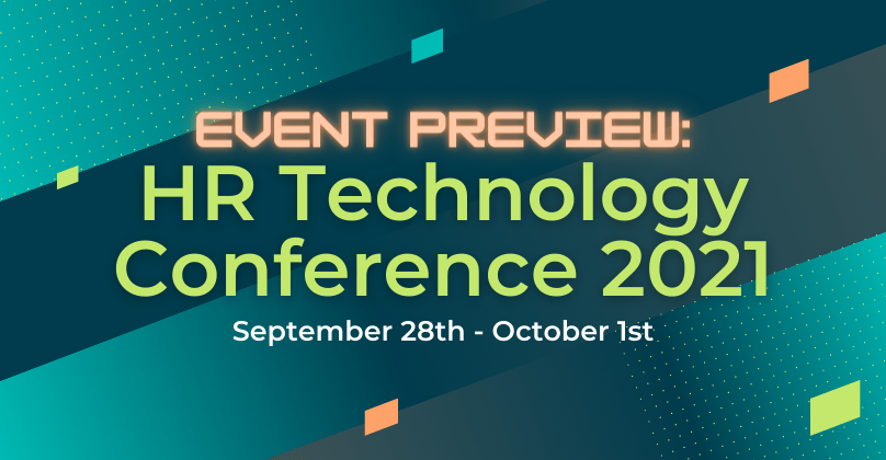Event Preview HR Technology Conference 2021