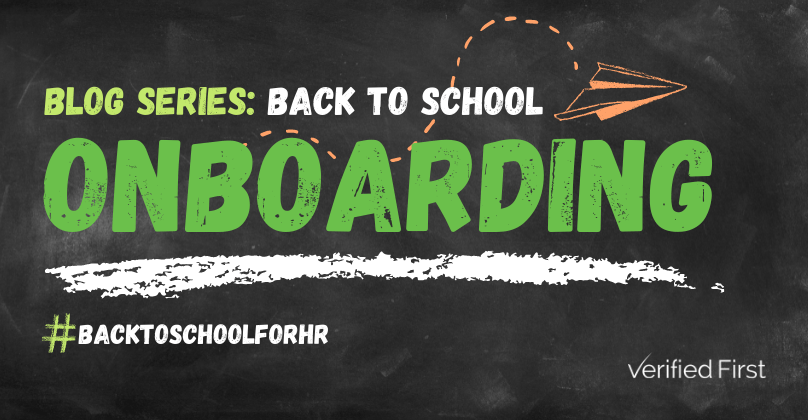 Back to School Blog Series The Best Onboarding Schedule for Retaining Talent