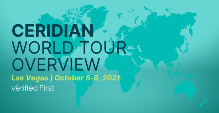 Ceridian World Tour Overview Blog Image