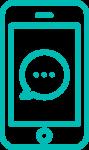 Phone-speech-bubble